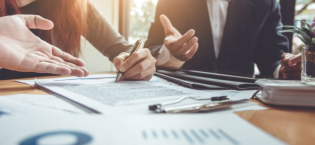 Know how to handle negotiations in a real estate transaction